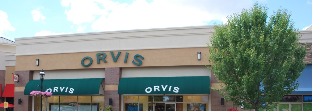 Orvis Relocation, Roseville
