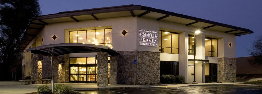Rocklin Library